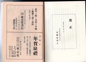 『青鞜』1913年新年号より